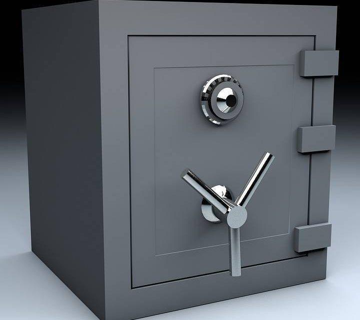 ¿Cómo abrir una caja fuerte sin llave?