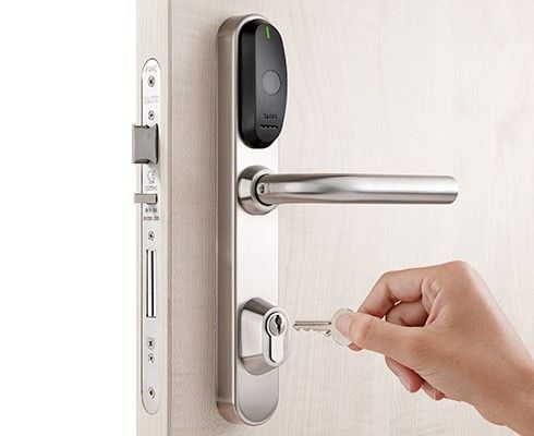 ¿Qué son las cerraduras RFID?